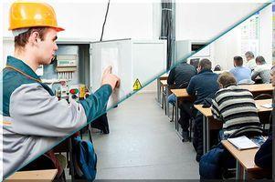 Обучение персонала по электробезопасности